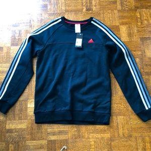 NWT boys adidas sweatshirt NWT
